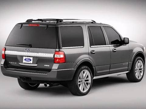 2016 ford expedition el Exterior