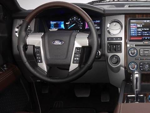 2016 ford expedition Interior