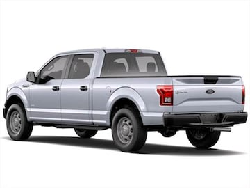 2016 ford f150 supercrew cab pricing ratings reviews kelley blue book. Black Bedroom Furniture Sets. Home Design Ideas