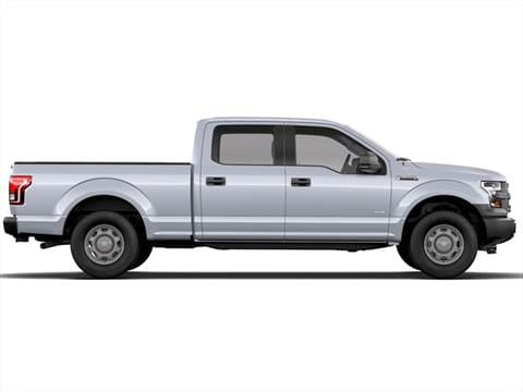 2016 ford f150 supercrew cab Exterior