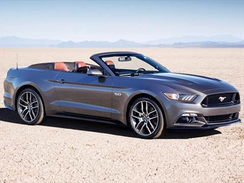 2010 Mustang Gt Price >> 2016 Ford Mustang | Pricing, Ratings & Reviews | Kelley Blue Book