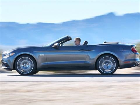 ford mustang ecoboost premium convertible  pictures