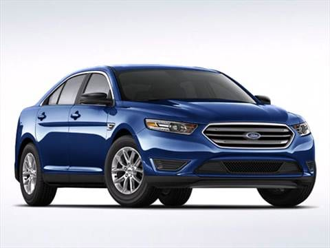 2016 ford taurus pricing ratings reviews kelley blue book. Black Bedroom Furniture Sets. Home Design Ideas