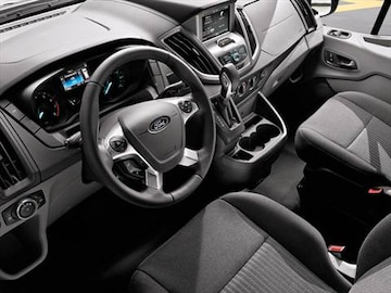 2016 ford transit connect passenger Interior