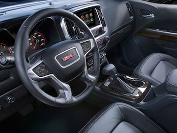 Gm Powertrain Warranty >> 2016 GMC Canyon Crew Cab | Pricing, Ratings & Reviews ...