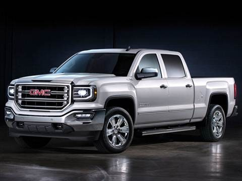 2016 gmc sierra 1500 crew cab pricing ratings reviews kelley blue book. Black Bedroom Furniture Sets. Home Design Ideas