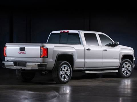 2016 GMC Sierra 1500 Crew Cab | Pricing, Ratings & Reviews ...