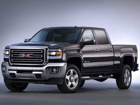 2016 Duramax Specs >> 2016 Gmc Sierra 2500 Hd Crew Cab Pricing Ratings Reviews