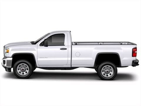 2016 gmc sierra 3500 hd regular cab Exterior