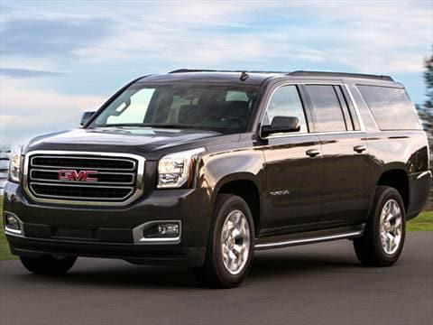 2016 Gmc Yukon Xl Pricing Ratings Reviews Kelley Blue Book