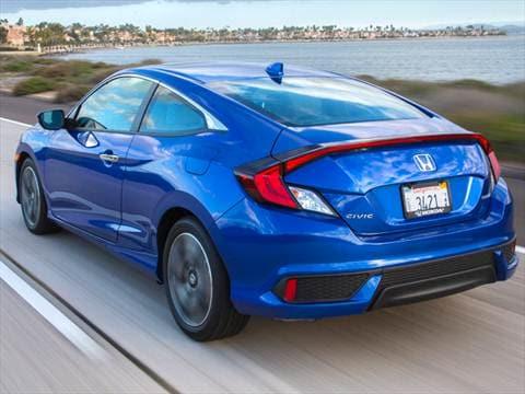 Honda Civic Srt >> 2016 Honda Civic Pricing Ratings Reviews Kelley Blue Book