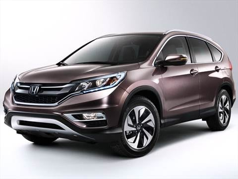 2016 Honda Cr V. 27 MPG Combined