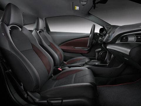 2016 honda cr z Interior