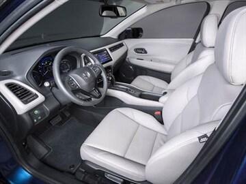 2016 Honda Hr V Interior