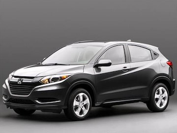 2016 Honda HR-V | Pricing, Ratings & Reviews | Kelley Blue Book