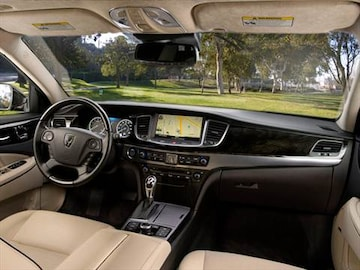 2016 Hyundai Equus Pricing Ratings Reviews Kelley Blue Book