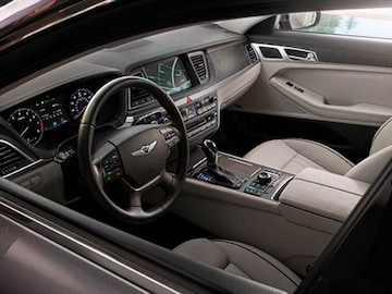 2016 hyundai genesis pricing ratings reviews kelley. Black Bedroom Furniture Sets. Home Design Ideas