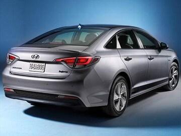 2016 Hyundai Sonata Plug In Hybrid Exterior