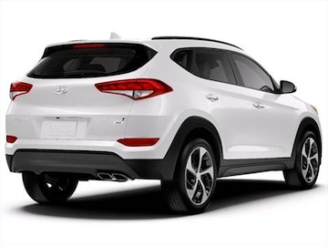 2016 hyundai tucson pricing ratings reviews kelley blue book. Black Bedroom Furniture Sets. Home Design Ideas