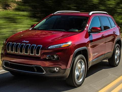 2016 jeep cherokee pricing ratings reviews kelley blue book. Black Bedroom Furniture Sets. Home Design Ideas