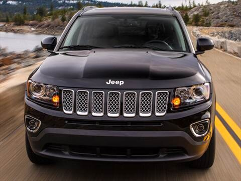 2016 Jeep Compass | Pricing, Ratings & Reviews | Kelley ...