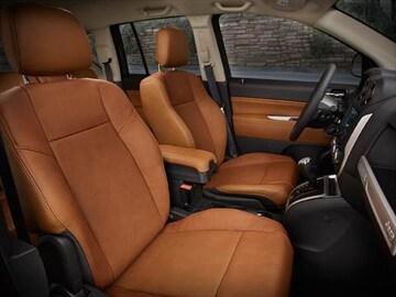2016 Jeep Comp Interior