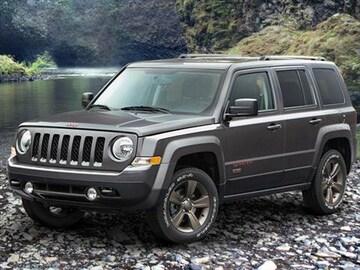 2016 Jeep Patriot | Pricing, Ratings & Reviews | Kelley ...