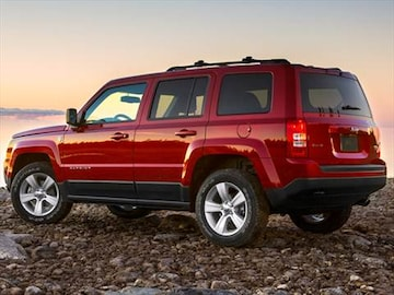 2016 jeep patriot pricing ratings reviews kelley. Black Bedroom Furniture Sets. Home Design Ideas
