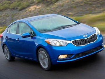 2016 kia forte pricing ratings reviews kelley blue book. Black Bedroom Furniture Sets. Home Design Ideas