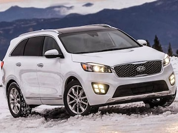 2016 kia sorento pricing ratings reviews kelley blue book. Black Bedroom Furniture Sets. Home Design Ideas
