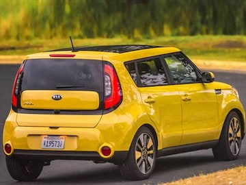 2016 kia soul pricing ratings reviews kelley blue book. Black Bedroom Furniture Sets. Home Design Ideas