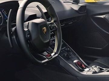 2016 Lamborghini Huracan Exterior Interior