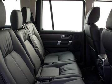 2016 Land Rover Lr4 Interior
