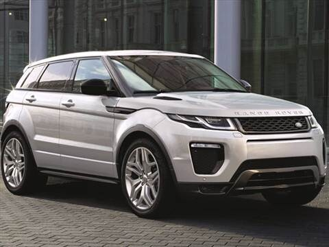 2016 Land Rover Range Evoque