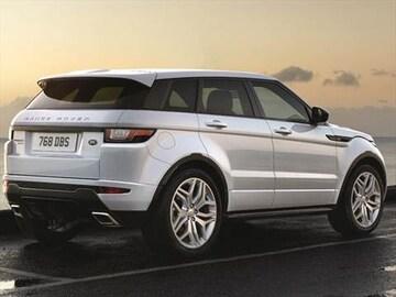 2016 Land Rover Range Evoque Exterior