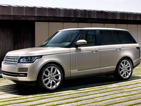 2016 Land Rover Range Rover | Pricing, Ratings & Reviews | Kelley ...