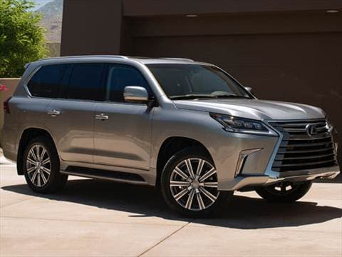 2016 Lexus Lx Pricing Ratings Amp Reviews Kelley Blue Book