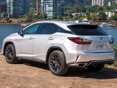 2016 lexus rx 350 f sport suv 4d pictures and videos kelley blue book. Black Bedroom Furniture Sets. Home Design Ideas