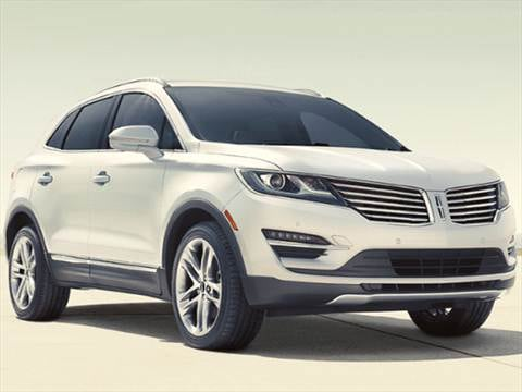 2016 lincoln mkc pricing ratings reviews kelley blue book. Black Bedroom Furniture Sets. Home Design Ideas