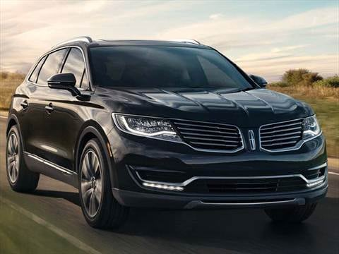 2016 Lincoln Mkx Pricing Ratings Reviews Kelley Blue Book