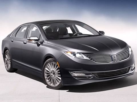 2016 Lincoln Mkz Pricing Ratings Reviews Kelley Blue Book