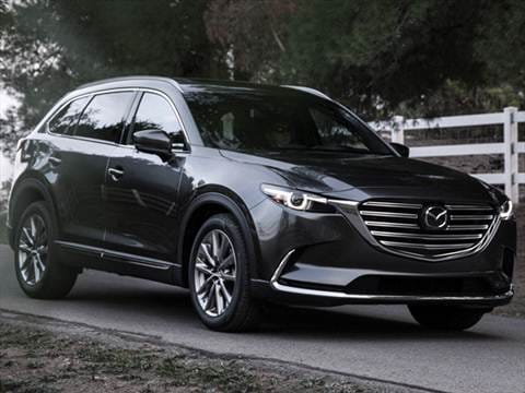 Mazda CX Pricing Ratings Reviews Kelley Blue Book - 2016 mazda cx 9 invoice price