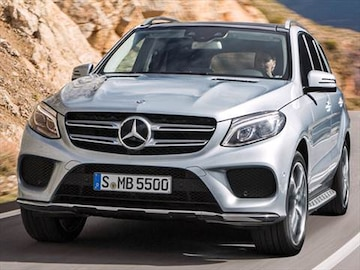 2016 mercedes benz gle pricing ratings reviews for Mercedes benz blue book value