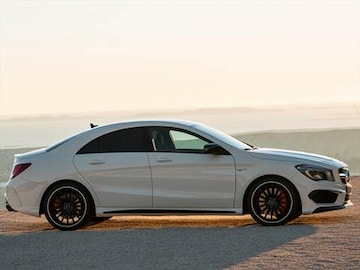 2016 mercedes benz mercedes amg cla pricing ratings for Mercedes benz blue book value