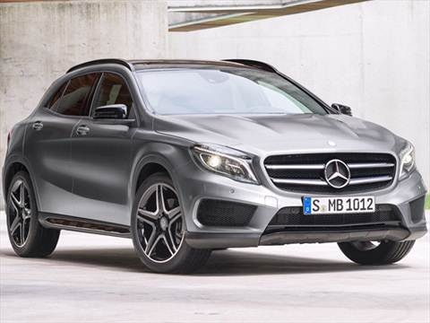 2016 Mercedes Benz Amg Gla