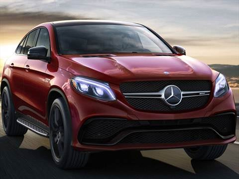 2016 Mercedes Benz Amg Gle Coupe