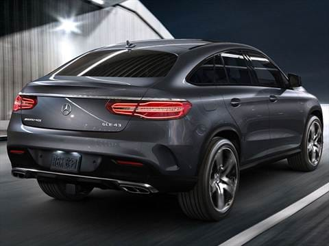 2016 mercedes benz mercedes amg gle coupe Exterior