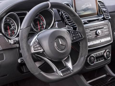 2016 mercedes benz mercedes amg gle coupe Interior