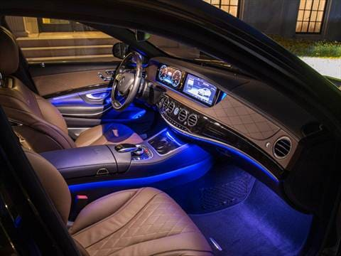 2016 mercedes benz mercedes maybach s 600 Interior