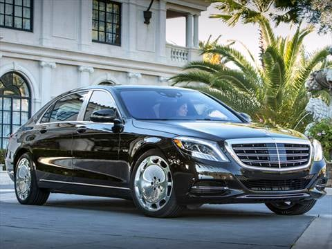 2016 Mercedes-Benz Mercedes-Maybach S 600